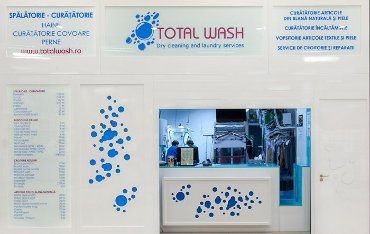 Total Wash B/ BV/ DJ